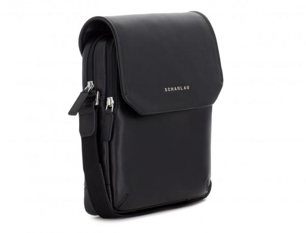 bolso bandolera de con solapa perfil