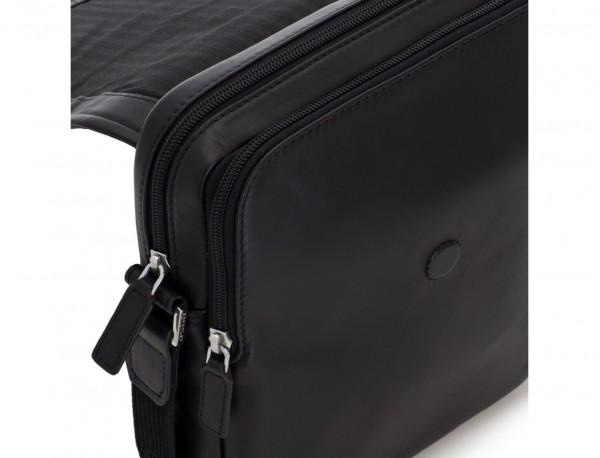 bolso bandolera de con solapa interior