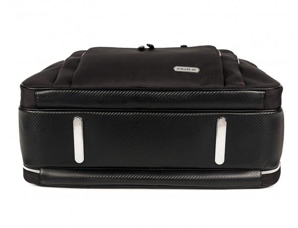 Large travelling bag in ballistic nylon cabin size base