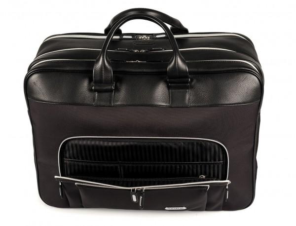 Valigia da viaggio grande in nylon balistico pocket