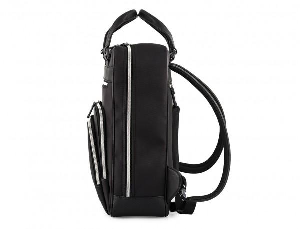 Executive backpack in ballistic nylon perfil