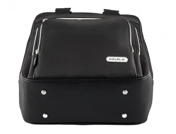 Executive backpack in ballistic nylon base