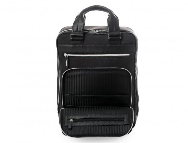 Executive backpack in ballistic nylon inside pocket