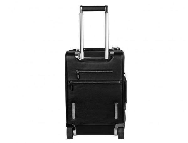 maleta de viaje de cuero tamaño cabina back