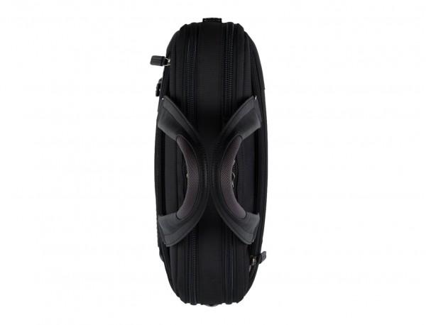 maletín de hombre negro asas