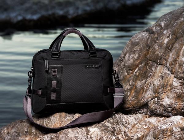 laptop briefbag black model
