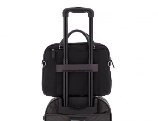 maletín negro trolley