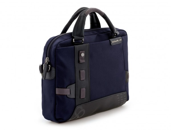 laptop briefbag blue side