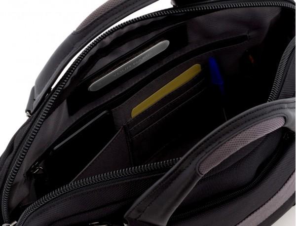 laptop briefbag beige personalized