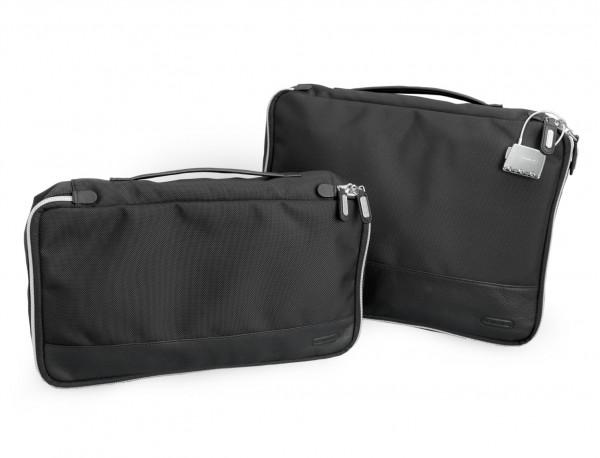 bolsa multiuso mediana con cremallera de nylon balístico Cordura® doble