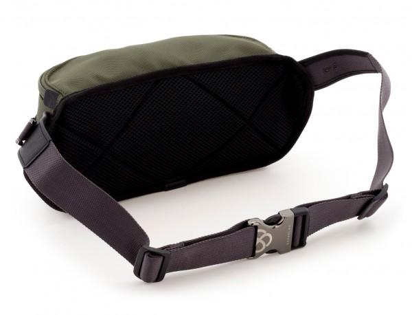 men waist bag green back