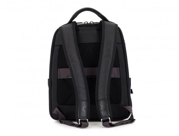 mochila para ordenador negra  back