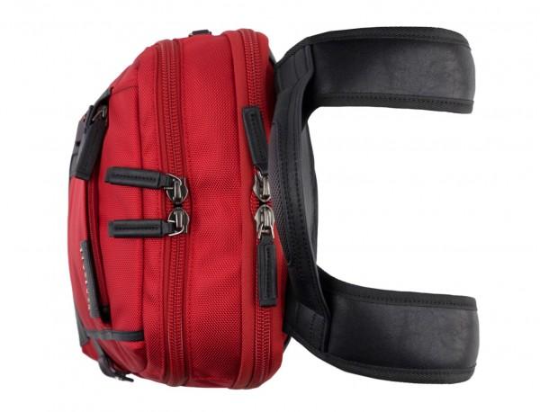 mochila para ordenador roja asas
