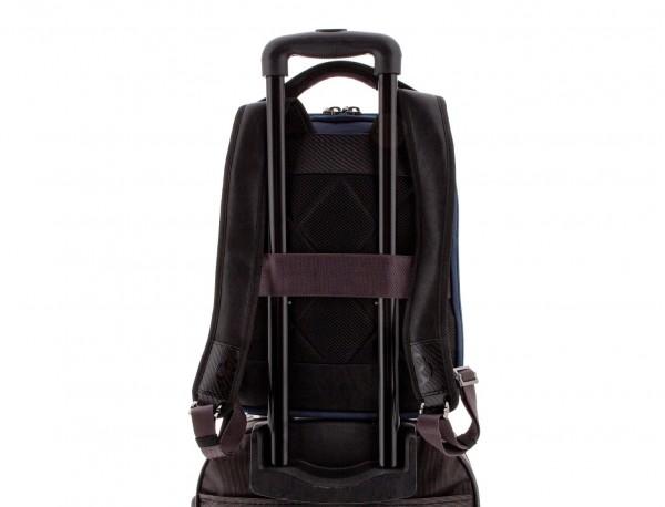 mochila para ordenador azul  trolley