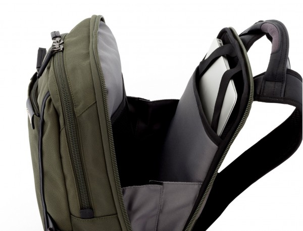 mochila para ordenador verde ordenador