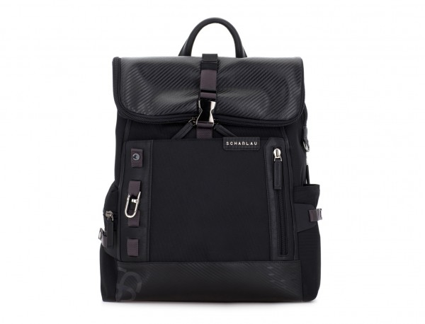 nylon backpack front