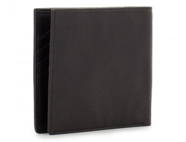 cartera de hombre negra side