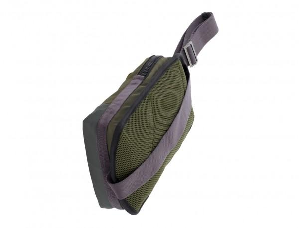 Mono slim bag in green side