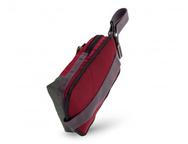 Mono slim bag in red side