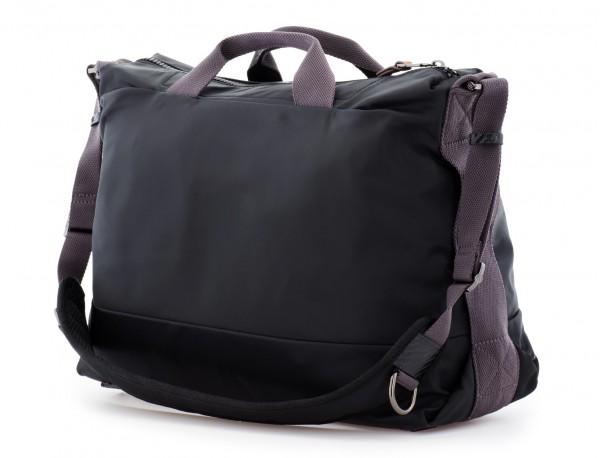 Messenger bag in black back