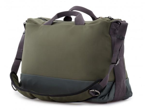 Messenger bag in green back