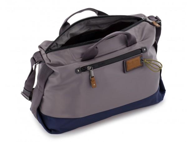 Messenger bag in gray side