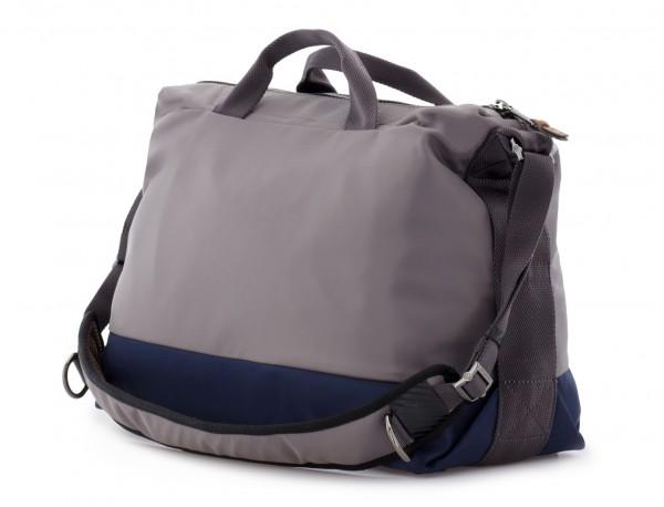Messenger bag in gray back