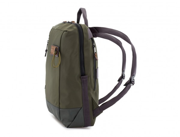 backpack in green side