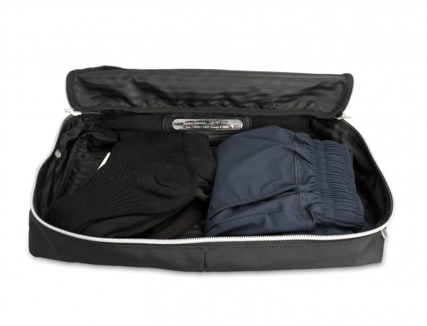 medium packing cube in ballistic nylon Cordura® abierto