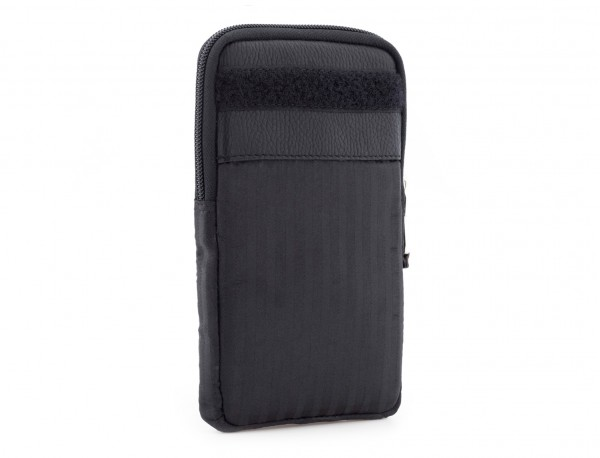 Multipurpose pouch in black back