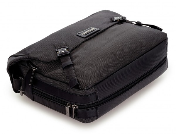 Messenger bag in nero base