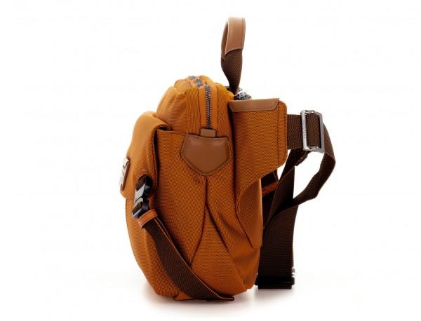Large waist bag in orange side