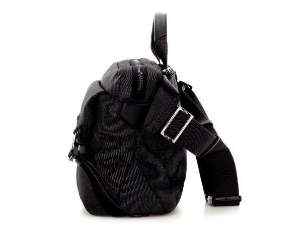 Large waist bag in black side