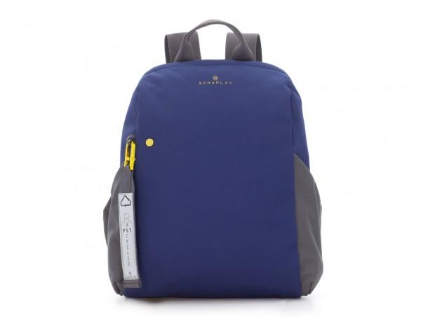 mochila para mujer azul frontal