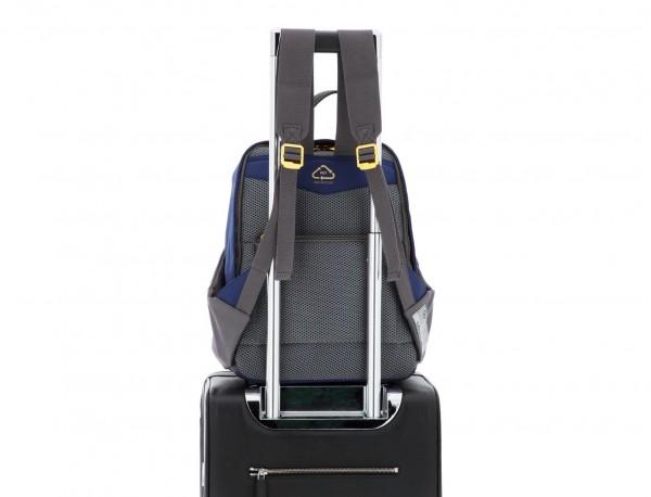 mochila para mujer azul trolley