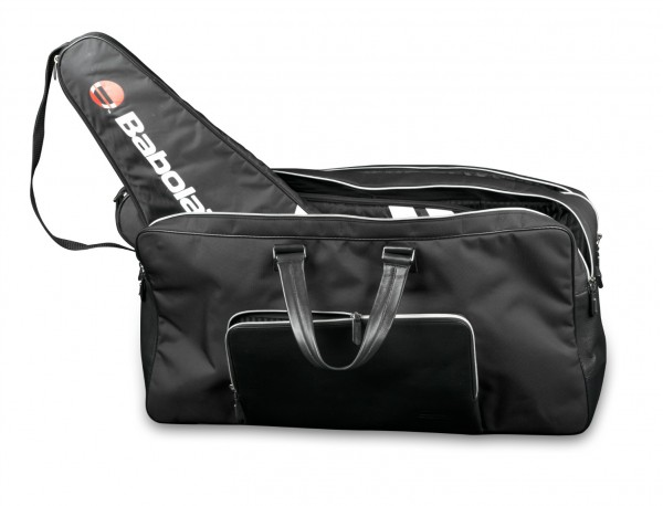 tennis and Sport Bag in ballistic nylon Cordura® open