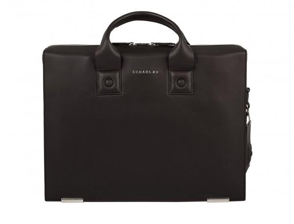 maletín marrón de caballero