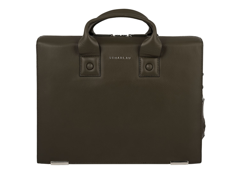 leather briefbag treen for men