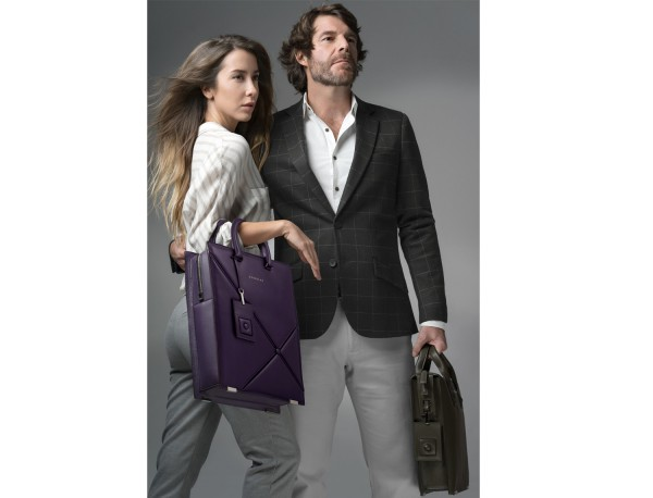 leather briefbag treen for men lifestyle