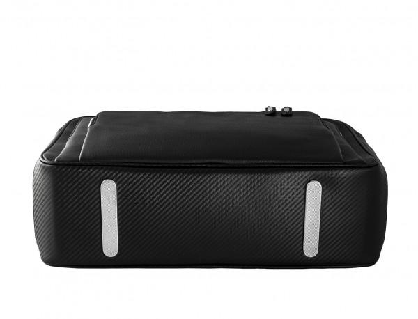 maletin de cuero negro grande de hombre base