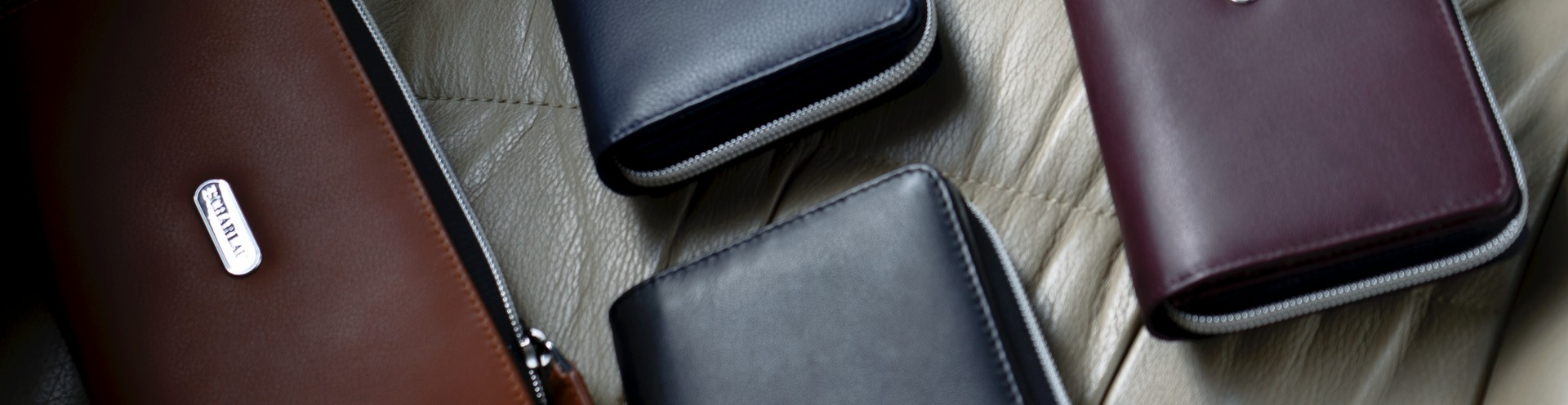 Women's Leather Wallets RFID Protection