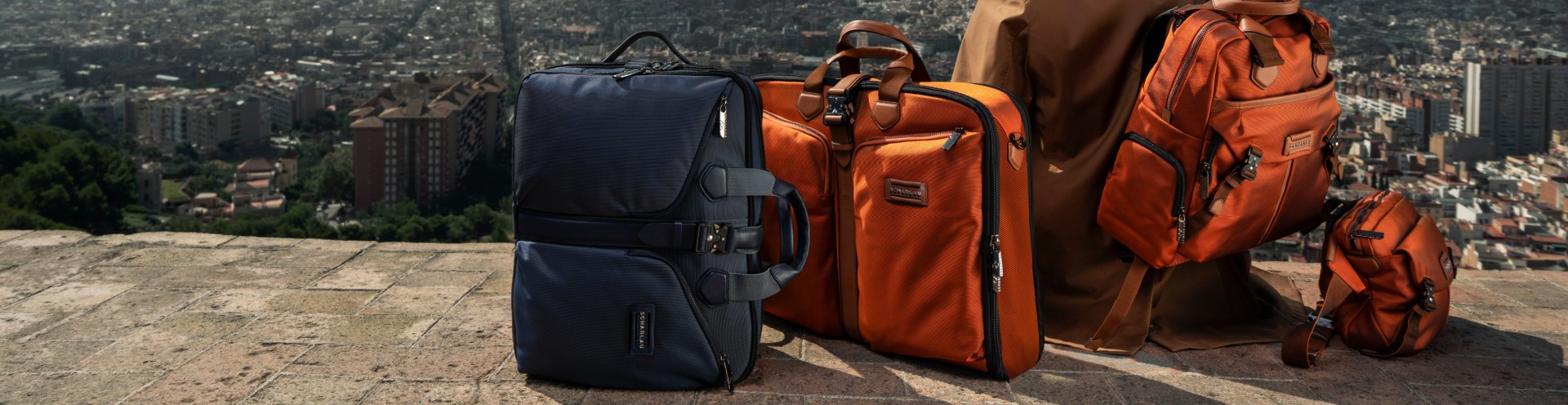 Exclusive Personalized Travel Bags