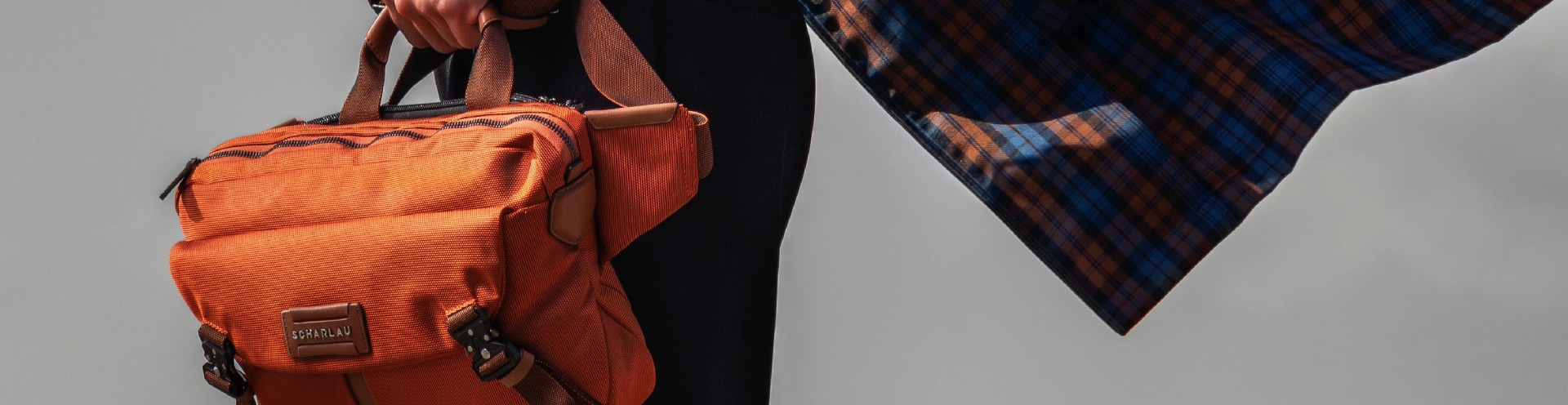 Customizable Leather Bags for Men