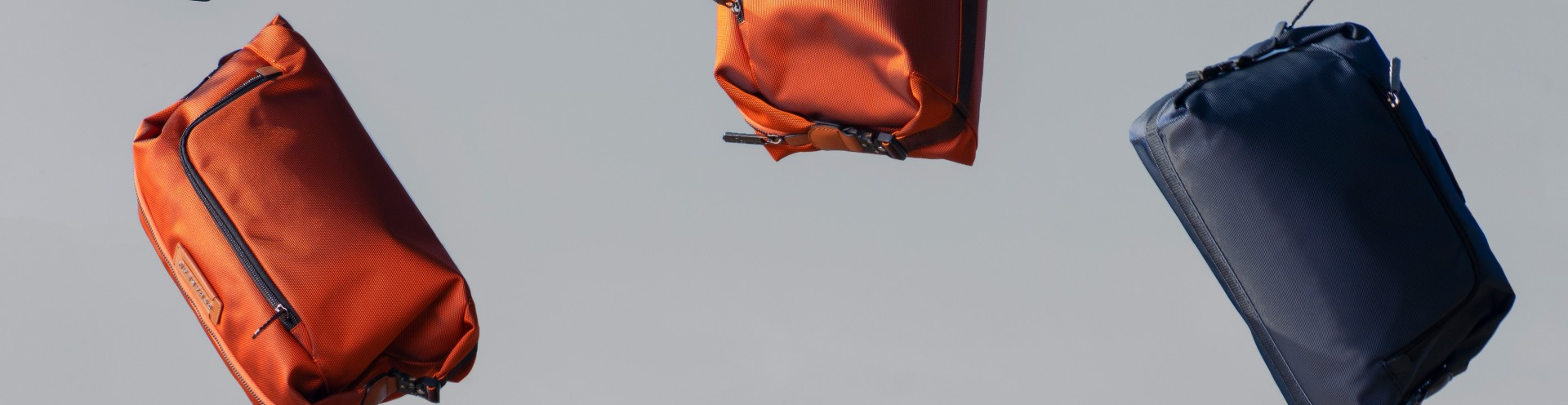 Bolsas de Aseo de Viaje para Hombre