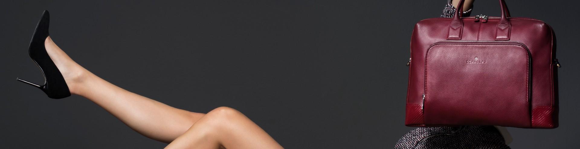 Maltines con Solapa para Mujer