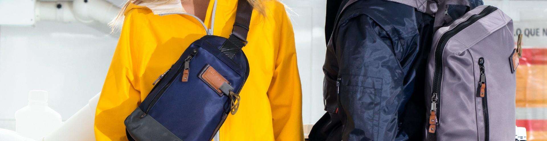Women's Leather Waist Bags Customizable