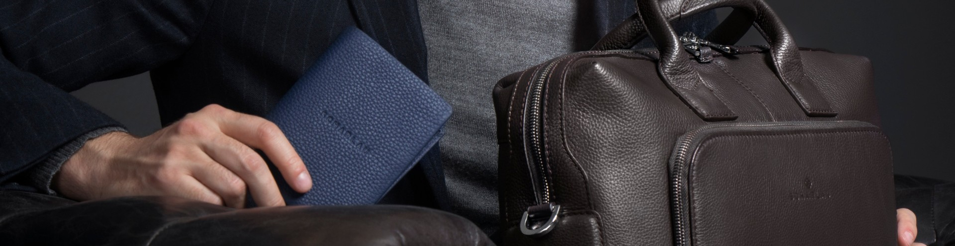 High Quality Leather Wallets for Men Artium Collection