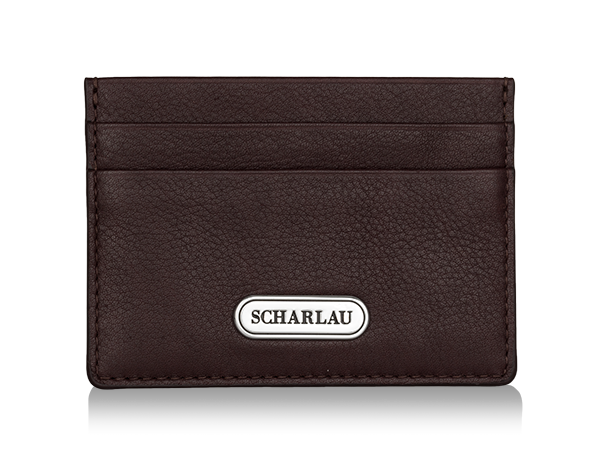 Card holder Burgundy