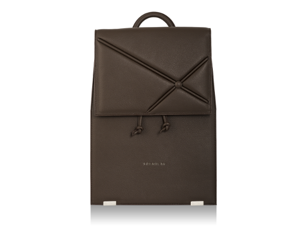 Laptop Caroline Backpack Brown