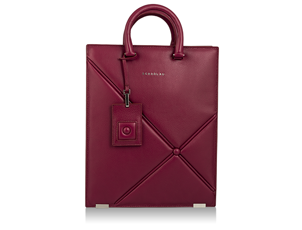 Mosella Shopping Bag Berry